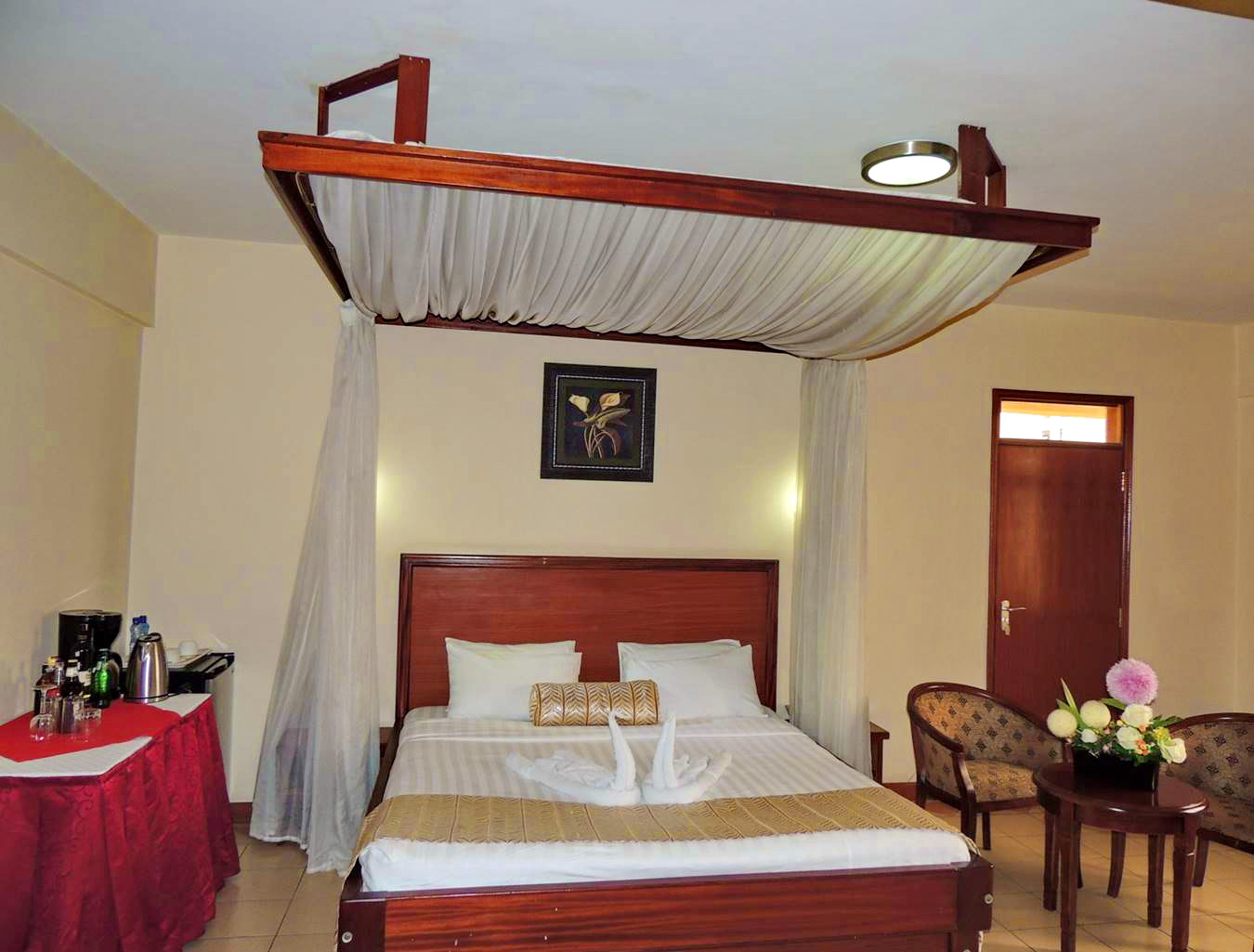 Hotel Hennessis Nairobi - Superior Double Room