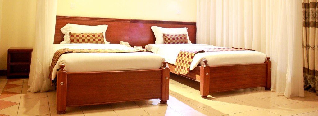 Twin Room - Hotel Hennessis Nairobi